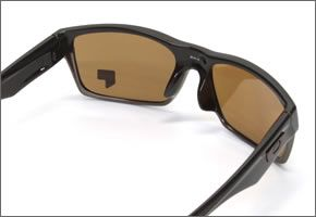 fc27e12e340 OAKLEY Oakley Sunglasses OO9256-07 TWO FACE brown sugar Bronze Polarized