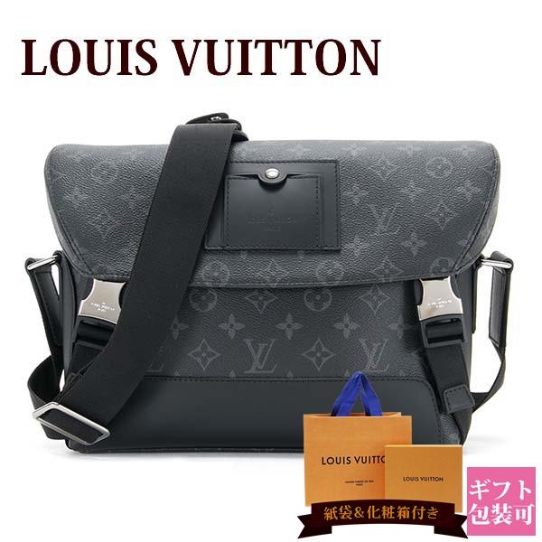 ルイヴィトン バッグ 鞄 かばん LOUISVUITTON 新品 ショルダーバッグ モノグラム・エクリプス 斜めがけ メッセンジャー ヴォワヤージュ PM M40511 正規品 セール 送料無料ブランド 新作 2018年
