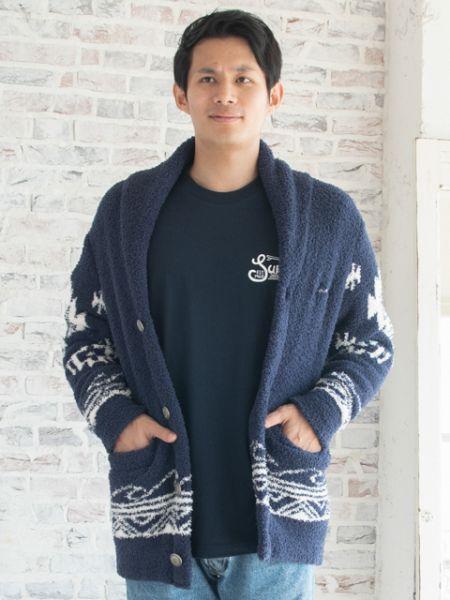 Kahiko 公式 《ナルフワメンズカーデ》 カヒコ ハワイアン ファッション アウター/カーデ 4CJ-0104