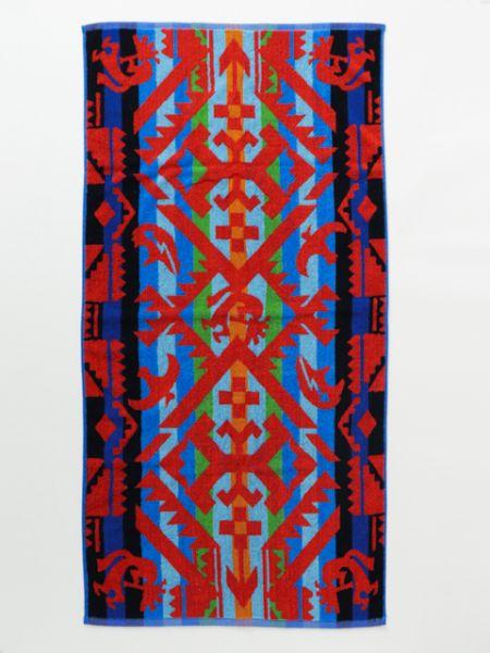 チャイハネ 公式 《ネイティブバスタオル》 エスニック アジアン  ファブリック バンダナ/タオル/ハンカチ CBMP8204