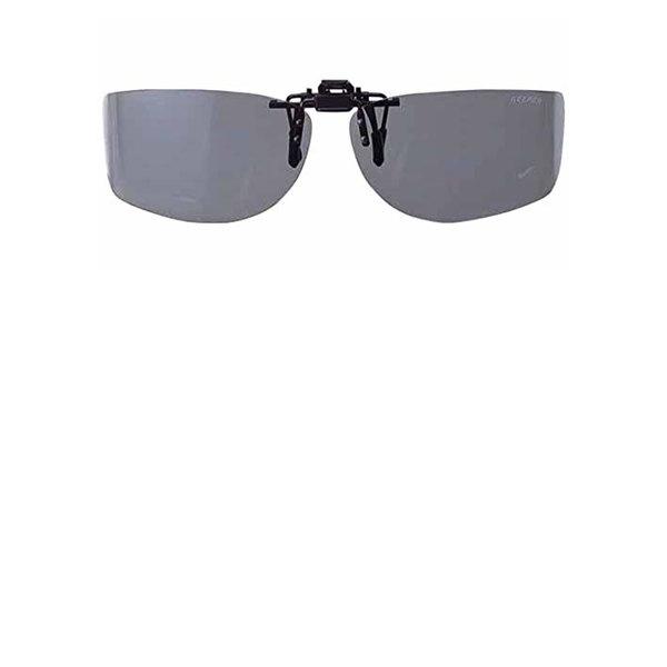 メイガン Meigan 偏光サングラス メガネ取り付けタイプ スモーク サイドカバー L クリップオンキーパー 受注生産品 9322-02 人気海外一番