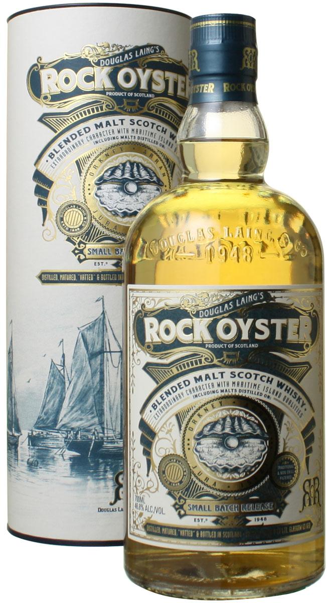 【ダグラスレイン】ロック オイスター 46.8% / 700ml / 正規輸入品 / ボトラーズ ウイスキー