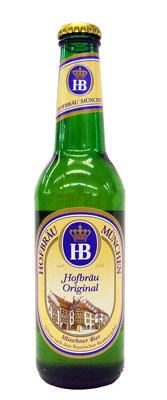 ホフブロイ 販売 ミュンヘン オリジナル ビール 5.1% タイプ ピルスナー 並行輸入品 ドイツ 330ml