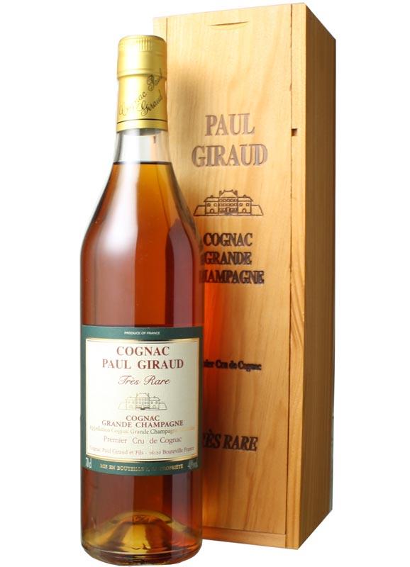 ポールジロー トレ レール (35年) グランドシャンパーニュ コニャック 40% 700ml ブランデー 海外普及品