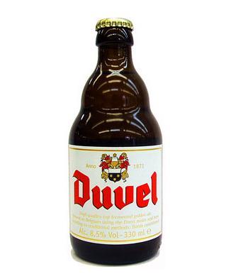 デュベル ストロング ギフト プレゼント 人気 ご褒美 ゴールデンエール ビール 330ml 世界一魔性を秘めたビール 8.5% ベルギー
