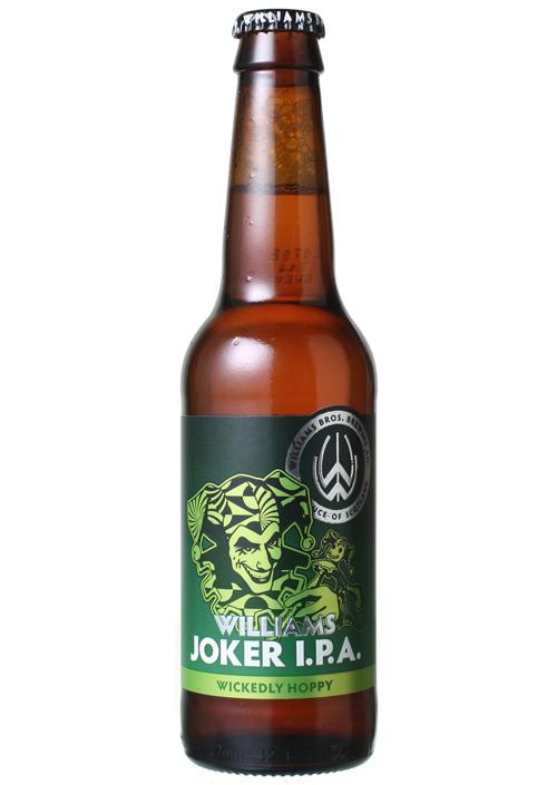 待望の再入荷 直輸入品の為 当店限定販売 ジョーカー IPA スコットランド ビール 期間限定送料無料 瓶タイプ 330ml NEW売り切れる前に☆ 5.0%