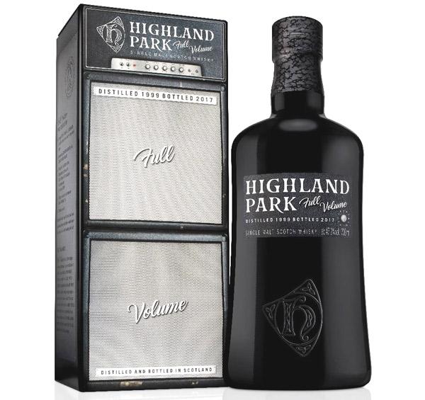 【音楽とウイスキーの融合!】 ハイランドパーク フルボリューム 47.2% 700ml <数量限定品>