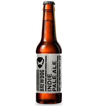 【ケース販売】【送料無料】 ブリュードッグ インディ- ペールエール (瓶) (330ml×24本) スコットランド