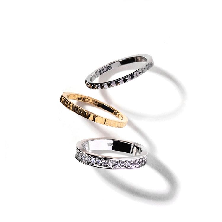 受注生産(オーダー)シルバー silver925 指輪 シルバーアクセサリー リング レディース DUBCollection DUB DUBj-386-1