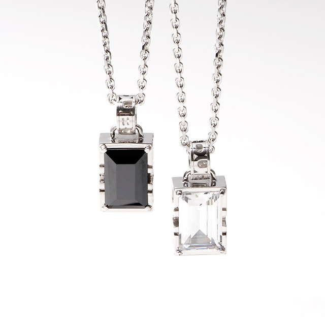 受注生産(オーダー) シルバー silver925 シルバーアクセサリー ネックレス ペア ペアネックレス ペアアクセサリー DUBCollection DUB DUBj-205-Pair