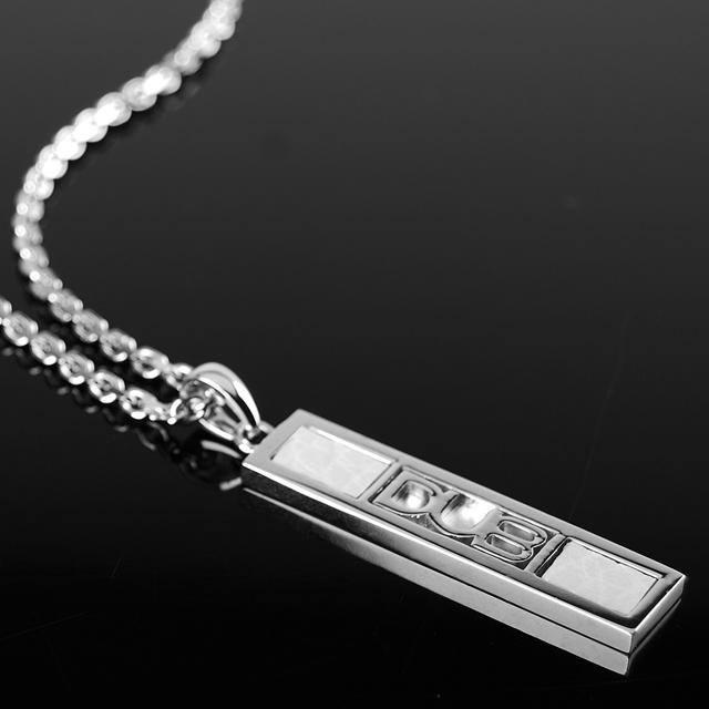 受注生産(オーダー) シルバー silver925 シルバーアクセサリー ネックレス メンズ レディース DUBCollection DUB DUBj-212-2