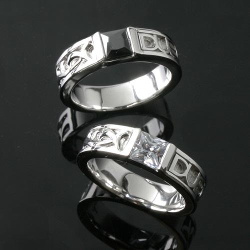 シルバー silver925 指輪 シルバーアクセサリー リング ペア DUBCollection DUB DUBj-189-1-2