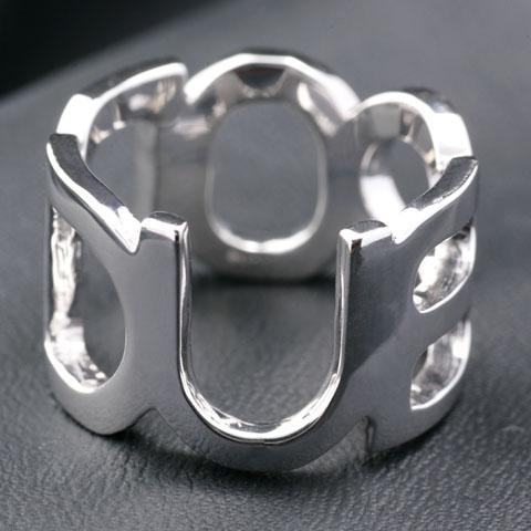 受注生産(オーダー)シルバー silver925 指輪 シルバーアクセサリー リング メンズ DUBCollection DUB DUBj-104-1