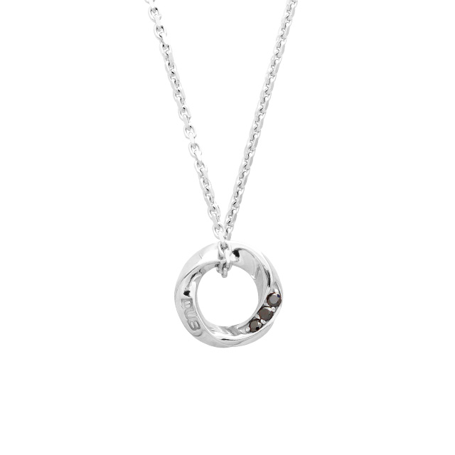 Dub collection eternal circle necklace dub collection eternal circle necklace sv925 dubj 367 1 mozeypictures