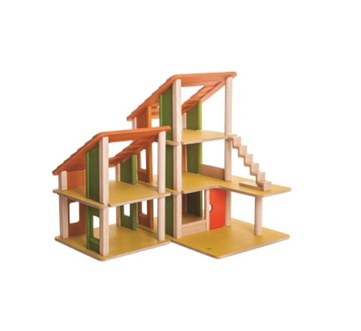 木のおもちゃ お誕生日祝い ギフト PLANTOYS プラントイ シャレードールハウス2