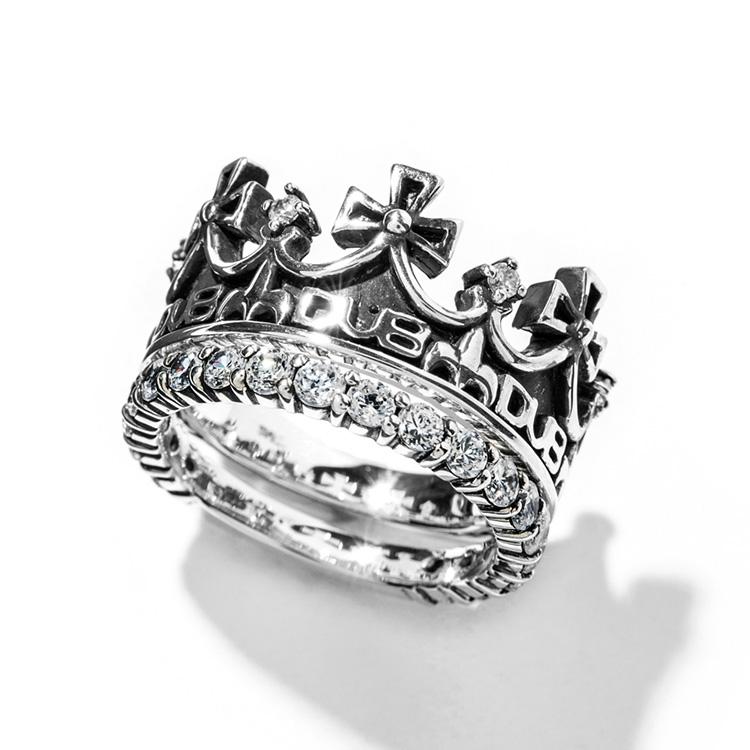 シルバー silver925 指輪 シルバーアクセサリー リング レディース メンズ DUBCollection DUB DUBj-234-2