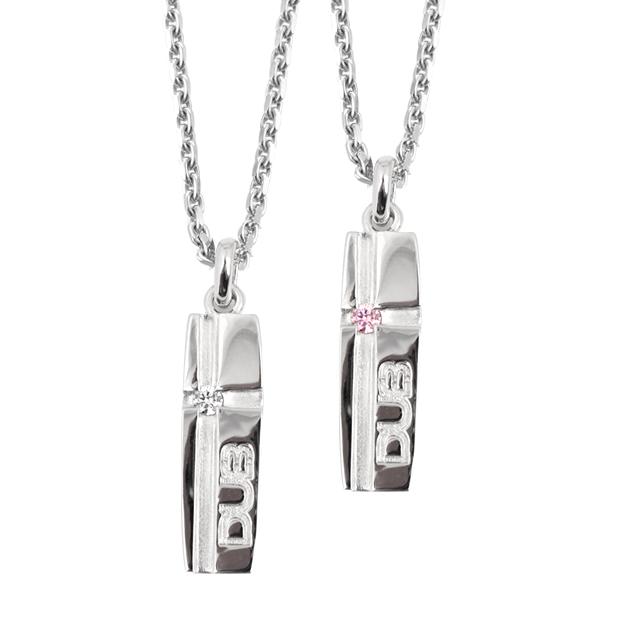 シルバーネックレス シルバー925 silver925 シルバーアクセサリー ネックレス ペア ペアネックレス ペアアクセサリー DUBCollection DUB DUBj-159-Pair