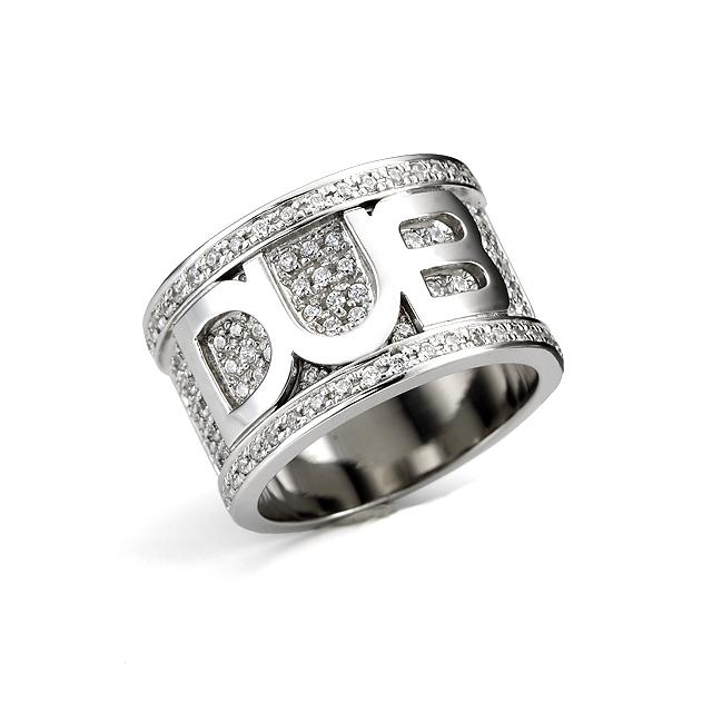 シルバー silver925 指輪 シルバーアクセサリー リング メンズ DUBCollection DUB DUBj-17
