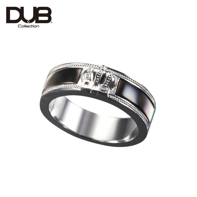 シルバー リング メンズ レディース DUB Collection Crown Shell Ring クラウンシェルリング レディース メンズ SV925 シルバー DUBj-309-1