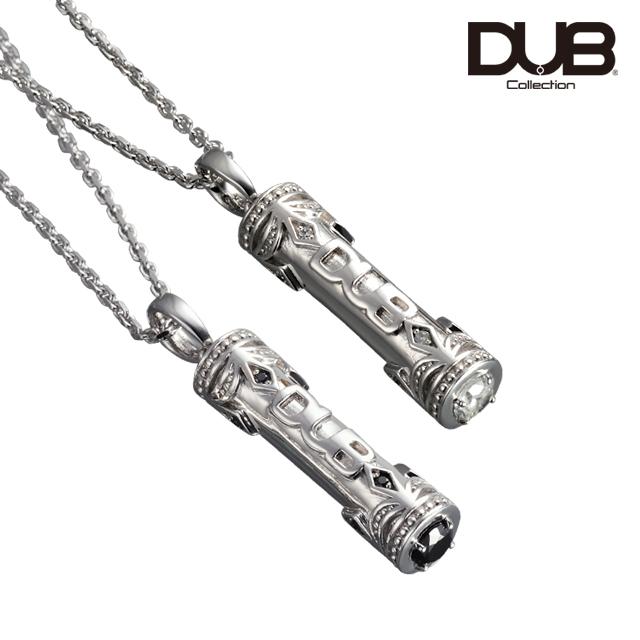 受注生産(オーダー) シルバー silver925 シルバーアクセサリー ネックレス ペア ペアネックレス ペアアクセサリー DUBCollection DUB DUBj-312-Pair