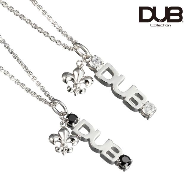 受注生産(オーダー) シルバー silver925 シルバーアクセサリー ネックレス ペア ペアネックレス ペアアクセサリー DUBCollection DUB DUBj-313-Pair