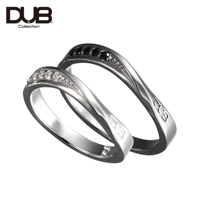 受注生産(オーダー)シルバー silver925 指輪 シルバーアクセサリー リング ペア DUBCollection DUB DUBj-315pair