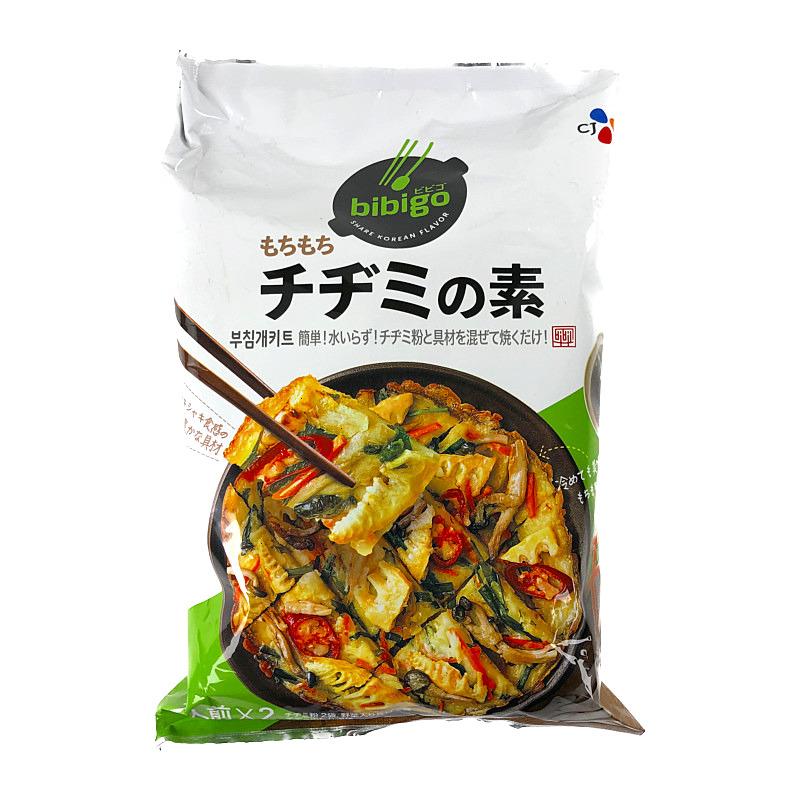 Bare 2 pack CJ Korean Pancake Powder of CJ bibigo Korea meal チヂミ