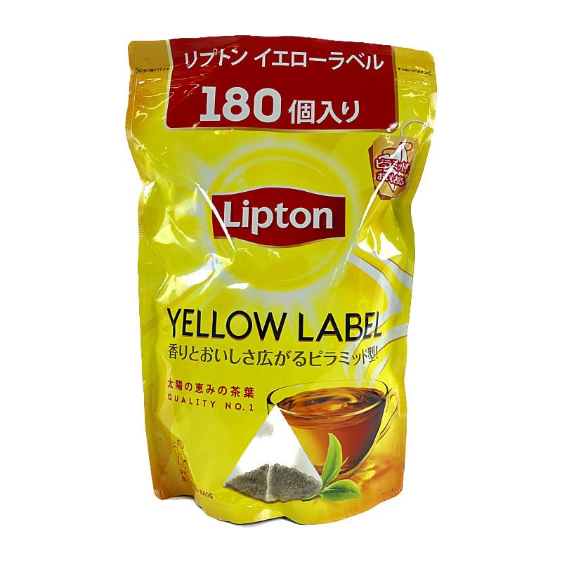 コストコ(COSTCO) リプトン イエローラベル ティーバッグ 180個 Lipton YELLOW LABEL