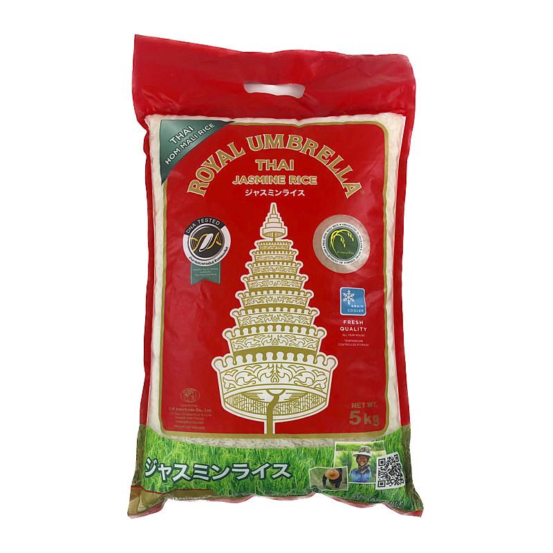 コストコ COSTCO タイ米 ジャスミンライス Rice 豪華な Jasmine 5kg 流行
