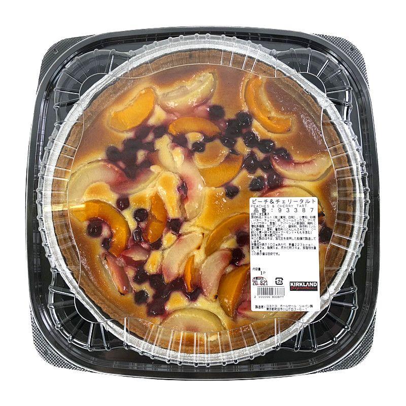 コストコ COSTCO カークランド ピーチ 送料無料激安祭 Peaches Cherry チェリータルト Tart 供え