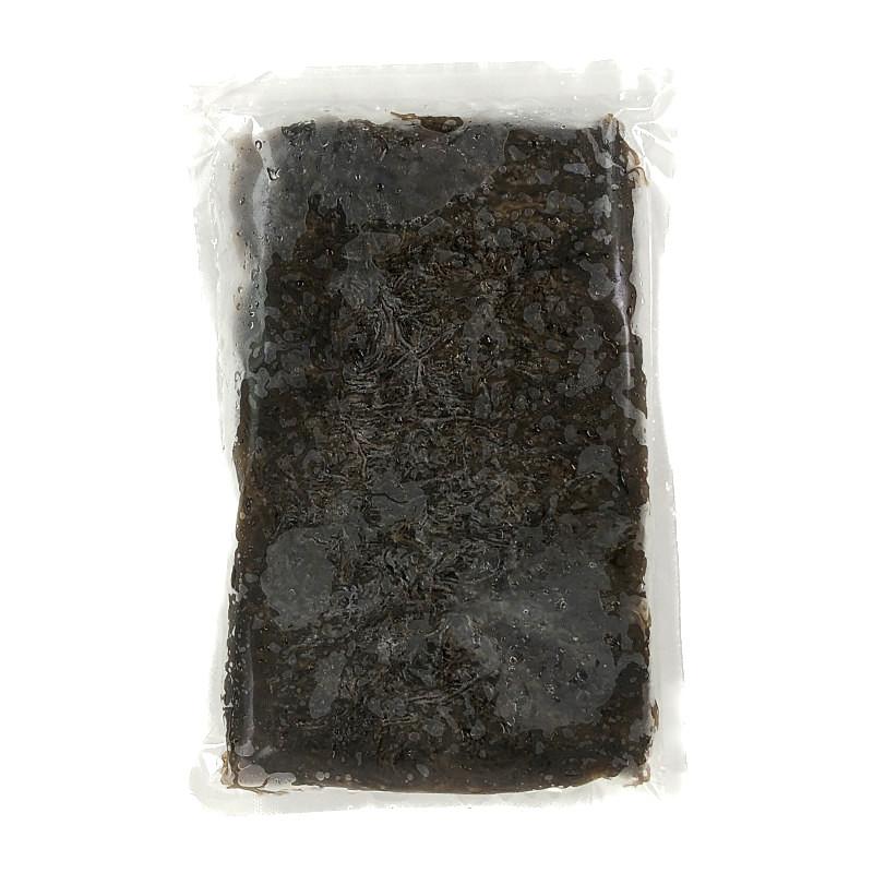 コストコ(COSTCO) 冷凍 洗い生もずく 1kg Frozen Mozuku Seaweed