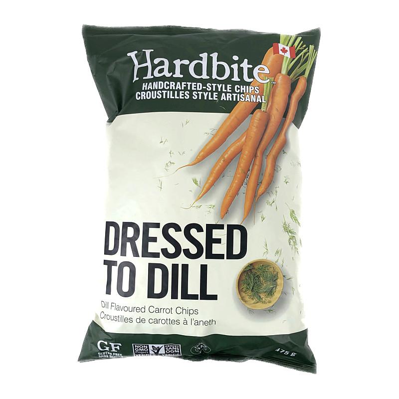 コストコ COSTCO ハードバイト キャロットチップス 475g Dill 優先配送 今だけスーパーセール限定 to Dressed Hardbite