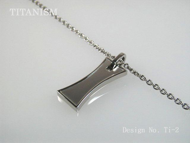 TITANISUM(チタニズム) ペンダント No.Tisp-2