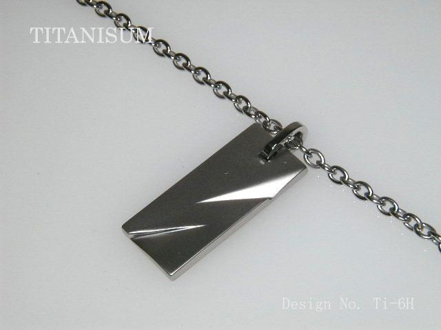 TITANISUM(チタニズム) ペンダント No.Tisp-6h