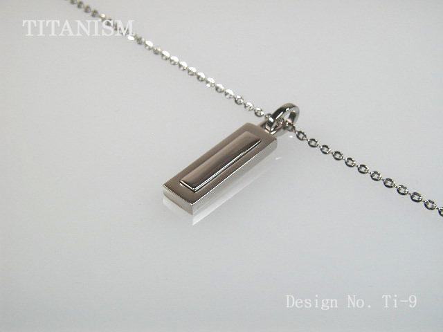 TITANISUM(チタニズム) ペンダント No.Tisp-9