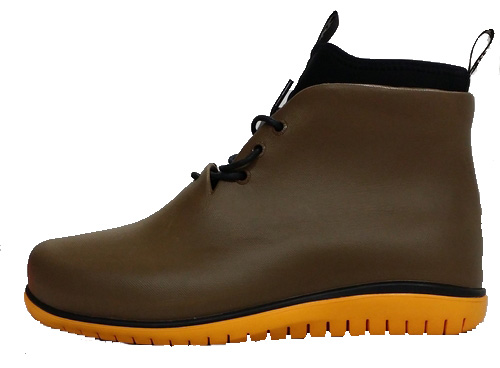 0034f18da7bc2a ... Rain boots men short ccilu PANTO-PAOLO pullover boots 25.5-28.5 ten  colors c ...