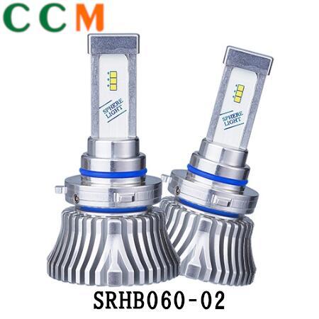 日本製 2年保証 12V 24V兼用 SPHERE LIGHT ランキング総合1位 SRHB060-02 スフィアライト ライジング2 HB4 ホワイト RIZING2 6000K 車用LEDヘッドライト HIR2 HB3 高い素材