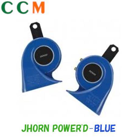 迫力のホーンサウンドで愛車をカスタマイズ 定番キャンバス JPDNX-A デンソーDENSO ジェイホーンパワード ブルー 新着セール 12V専用 JHORN 272000-193 POWER'D-BLUE