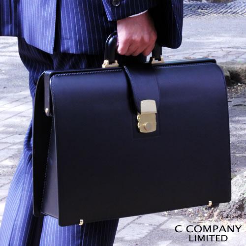 日本製 ターナー ダレスバッグ(スリムタイプ)Cカンパニー シーカンパニー SM ギフト 父の日 Yep_10