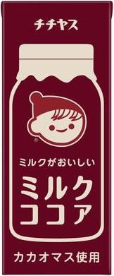 送料無料でお届けします ミルクがおいしい 濃厚な味わいのミルクココアです チチヤス ミルクがおいしいミルクココア 200ml×24本 伊藤園 セール 登場から人気沸騰 紙パック