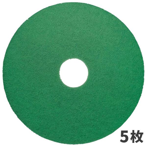 3M スコッチブライト アクアバーニッシュ パッド ブルー 27インチ (5枚入) A/B_686X82