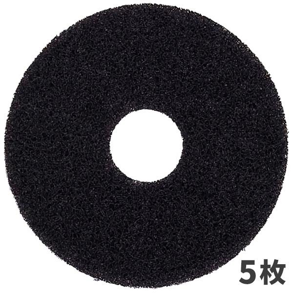 剥離作業、コンクリート面のバリとり、クリーニング用 3M スコッチブライト ハイプロパッド 23インチ (5枚入) H/PRO_585X82