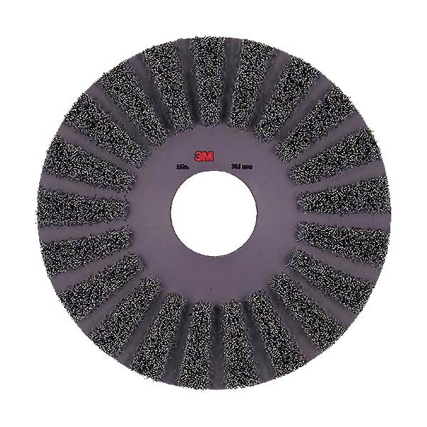 3M フロアブラシ No.73 剥離 重洗浄用 15インチ 380 FB73_380