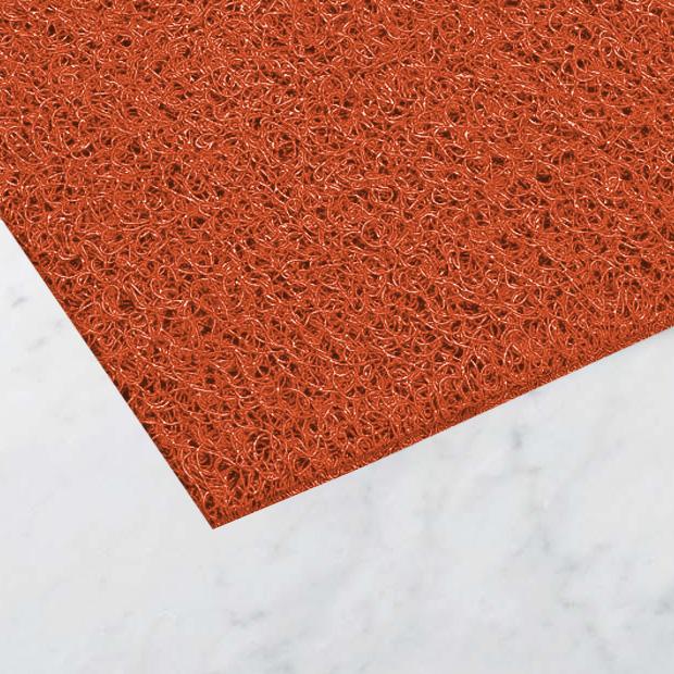 (裏地付) 【マット】 900×1200 【屋外用マット】 スタンダード・クッション 【玄関マット】 赤 3M