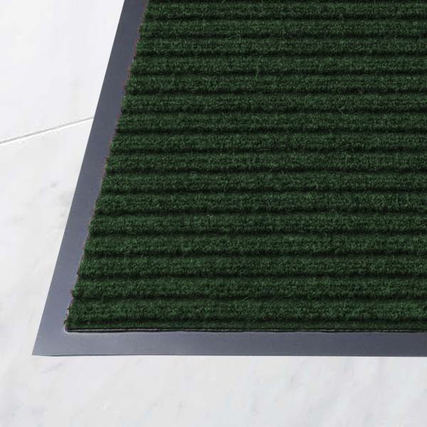 【単品配送】 3M ノーマッド カーペットマット 3100 緑 900mm×600mm (6枚入 @1枚あたり \2126.7) N3_GRE_900X600T