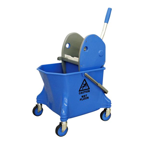 CxS シーバイエス リンガーバケツセット(青) 同色セット(絞り器1・バケツ1) 5177294
