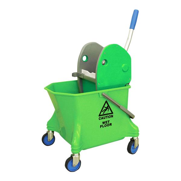 CxS シーバイエス リンガーバケツセット(緑) 同色セット(絞り器1・バケツ1) 5177323