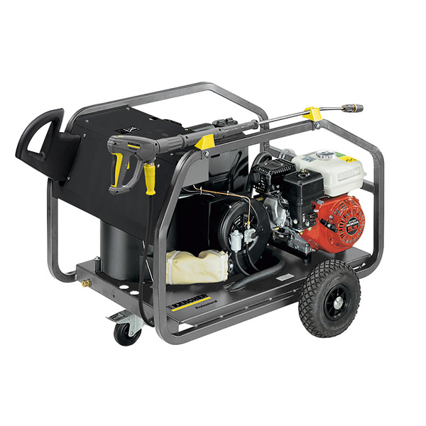 KARCHER ケルヒャー エンジン式温水高圧洗浄機 HDS 801 B 1.210-100.0