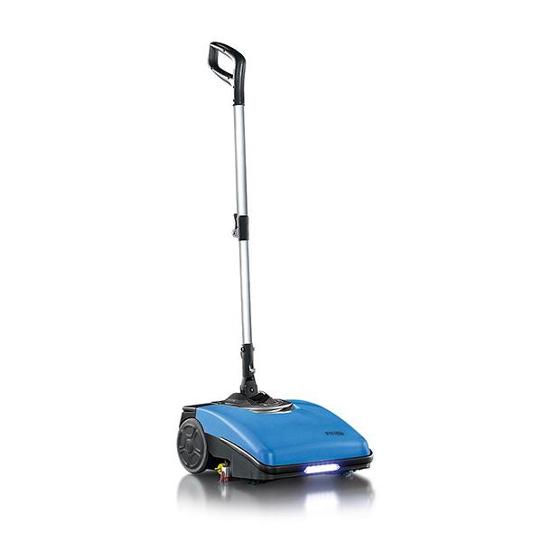 【単品配送】 ペンギンワックス/FIMAP 小型自動床洗浄機 FIMOP フィモップ 本体(バッテリー・充電器付き) 9059