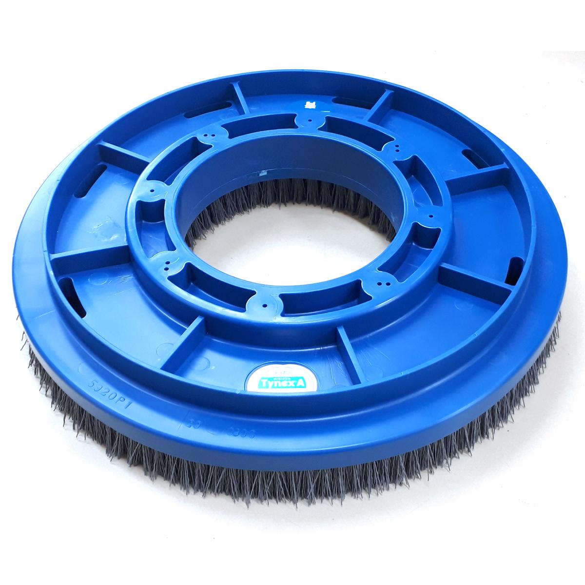 【単品配送】 リンレイ タイネックスブラシ 表面洗浄ブラシ 青 15 891811